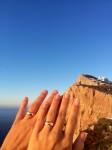 Andrea & Simons rings